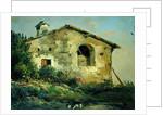 A Ruin by Louis Gurlitt
