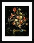 Flower Still Life by Jan van Huysum
