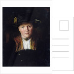 A Bavarian Girl by Wilhelm Maria Hubertus Leibl