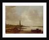 View from Rhenen by Jan Josephsz. van Goyen