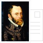 Portrait of Filips van Montmorency Count of Hoorne by Adriaen Thomasz Key