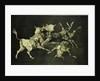 Folly of the Bulls by Francisco Jose de Goya y Lucientes