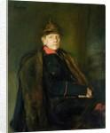 General Fieldmarshal Helmuth Graf von Moltke by Franz Seraph von Lenbach