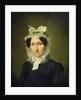 Portrait of Catharina Maria Oldach by Julius Oldach