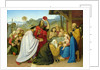 The Adoration of the Kings by Friedrich Overbeck