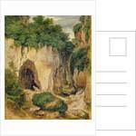 Rocks at Sorrento by Heinrich Reinhold