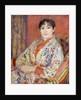 Madame Heriot by Pierre Auguste Renoir