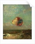 Homage to Goya by Odilon Redon