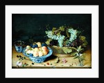 Still Life with Fruit by Isaac Soreau