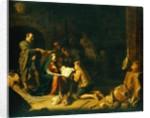 Adoration of the Shepherds by Hendrik Martensz Sorgh