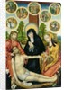 The Lamentation of the Dead Christ by Hamburg Master