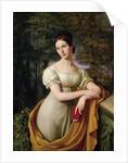 Agnes Rauch by Wilhelm Schadow