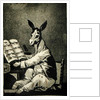As Far back as his Grandfather, plate 39 of 'Los Caprichos' by Francisco Jose de Goya y Lucientes