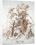 The Death of Orpheus by Albrecht Dürer or Duerer
