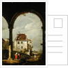 Venetian View by Antonio Pian
