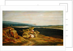 Landscape with Sun Hats by Friedrich Philipp Reinhold
