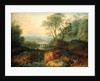 Landscape by Johann Holst