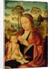 Mary with the Christ Child, early 16th century by Dutch School