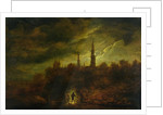 Moonlight Landscape by David the Younger Teniers