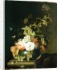 Flower Study by Herman van der Myn
