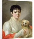 Portrait of an Unknown Woman by Johann Ernst Heinsius