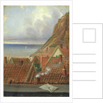 View from a Window of Helgoland by Ernst Willers