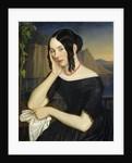 Katharina Kern of Sterzing by Rudolph Friedrich Wasmann