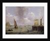 On the Thames by Patrick Nasmyth