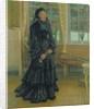 Marie Zacharias Rainy Day by Leopold Karl Walter von Kalckreuth