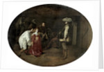 Brought Before the Captain by Willem Cornelisz Duyster