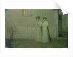 Gentle Night, 1897 by Henri Eugene Augustin Le Sidaner
