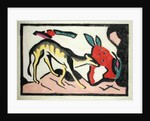 Faultier by Franz Marc