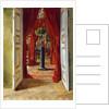 The Red Room by Albert von Keller