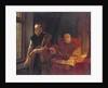 Egmont's Final Hour by Louis Gallait
