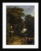 Idyllic Landscape by Albert Meyering