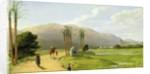 Asyut on the Nile by John Rogers Herbert