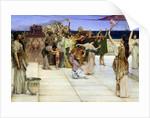 A Dedication to Bacchus by Sir Lawrence Alma-Tadema