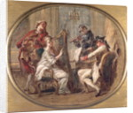 Concert with Four Figures by Francois Andre Vincent