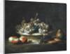 Basket of Grapes by Jean-Baptiste Simeon Chardin