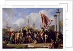 The Triumph of Pisani by Alexandre-Jean-Baptiste Hesse