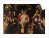 The Trinity by Flemish School