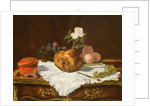 La Brioche by Edouard Manet