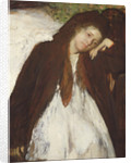 The Convalescent by Edgar Degas