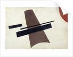 Suprematism, 1916 by Ivan Vasil'evich Kliun