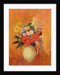 Flowers by Odilon Redon