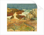 East Headland Pool by Childe Hassam