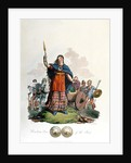 Boadicea, Queen of the Iceni by English School