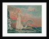 The Book of Thel; Plate 4 Thel in the Vale of Har by William Blake