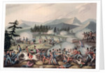 Battle of Barrosa by William Heath