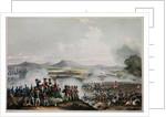 Battle of Talavera by William Heath